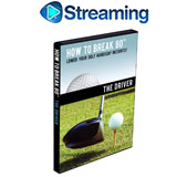 How To Break 80<br />&nbsp;Driver DVD