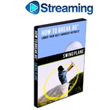 How To Break 80<br />&nbsp;Swing Plane DVD